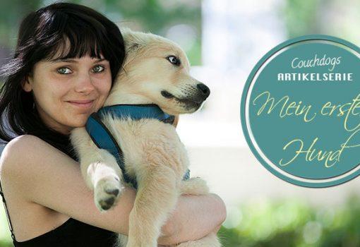 Artikelserie über mein erster Hund